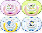 Avent - 18+ Month Soothers/Dummies 2pack - FreeFlow - Choose Colour