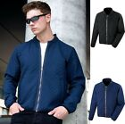 Result Soft Shell Bomber Jacket with Diamond Quilt Detail - Shower and Windproof