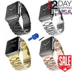 Stainless Steel Bracelet Sport Band Strap For Apple iWatch Series 2 42mm 38mm