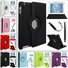 Shockproof Heavy Duty 360° Rotating Flip Stand Case Cover For iPad mini4 EW