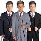 Boys Suits, Boys Wedding Suits, Page Boy Suits, 3 Colours, 1 - 14 years