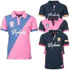 Rydale Juniors Girls Cotton Polo Shirts