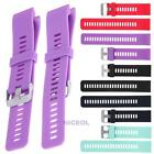 Silicone Strap Replaceable Watch Band with Tool for Garmin Forerunner 35 Watches