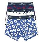 Joules Top Dog 3 Pack Mens Boxers (W)