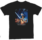 Star Wars Return Of the Jedi Mens Black TShirt - NEW!-  S M L XL 2XL 3XL 4XL 5XL $19.99 USD on eBay