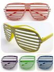 1156 Super Fashion Diamante Look Eyewear Glasses For Party & Fancy & Disco Wear