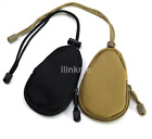 New Tactical Outdoor Mini Key Bag Portable Coins Purse Travel Nylon Pouches US