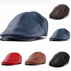 Men Duckbill Flat Ivy Cap Outdoors Golf Driving Newsboy Casual Cabbie Beret Hat