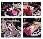 Handmade Crystal Girl Rhinestone Jewelled Case Cover For Samsung For iPhone