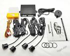 CISBO CAR REAR REVERSE PARKING SENSORS AUDIBLE BUZZER CANBUS KIT VARIOUS COLOURS