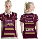 Sport Originals, MAROONLAND SIMPLY THE BEST LADIES JERSEY