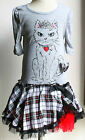 Brand New Beautees Girl Boutique Fairy Princess Kitty TuTu Dress~5T TO 6X