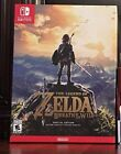 NEW Nintendo Switch The Legend of Zelda Breath of the Wild Special Edition - WOW