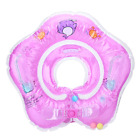 Baby Swimming Bath Inflatable Ring Neck Float Tube Adjustable Safety Aids New