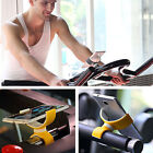 Car Steering Wheel Clip Mount Bike Bicycle Handlebar 360° Mobile Phone Holder