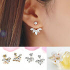 Classial Women Lady Elegant Crystal Rhinestone Ear Stud Earrings Jewelry Gift