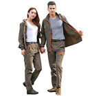 2017 Anti-UV Breathable Camping Quick-dry Sportswear Suit Shirt Pants Lover Set