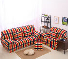 British LAUBT Stretch Fitted Sofa Cover Pet Protector 1 Piece seater Case LAU