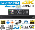 NEW 2017 UHD Sony X80 / X800 4k All Region Free DVD and Zone ABC Blu Ray Player