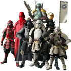 Star Wars Action Figures Realization Boba Fett Darth Vader Stormtrooper Toy Doll £13.99 GBP