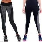Women Stretch Workout Sports Gym Yoga Leggings Fitness Pants Stretch Trousers F0