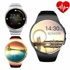 Bluetooth Smart Watch Wrist Waterproof Phone Mate for Android Samsung IOS iPhone