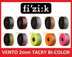 Fizik Performance Handlebar Bar Tape 3mm Thick Red White Blue Classic & Tacky