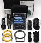 JDSU T-BERD 2000 4126 MA SM Long Haul Fiber OTDR w/ Power Meter 40 dB 4126MA