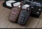 Toyota Hilux Revo / Innova Keyless Remote Smart Entry Car Key Leather Cover Case