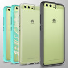 For Huawei P10 Case Hard Back Bumper Slim Shockproof Phone Cover
