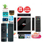 Octa Core H96 Pro+ Plus 3GB/32GB Android 1080p 4K TV Box+Air Mouse Keypad Remote