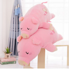 plush toy stuffed doll cartoon animal pink papa pig piggy cushion pillow kid 1pc