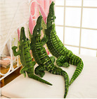plush toy stuffed doll cartoon animal crocodile sleeping pillow soft cushion 1pc