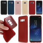 Soft ShockProof Silicone Bumper Ultra-thin TPU Case Cover For Samsung Galaxy