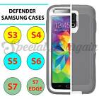 OtterBox Defender Otter Defender Series Samsung Galaxy S3 S4 S5 S6 Cases Grey