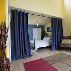 Kyпить Premium Heavyweight Room Divider Curtains, 8-9ft Tall x 5-15ft Wide Panels на еВаy.соm