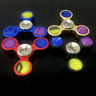 Aluminum Tri Hand Spinner Torqbar EDC Toy Stocking Stuffer Focus Hand TOP Seller