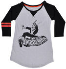 Amazing Spiderman Night Shirt Pajama Sleepwear Marvel Comics Womens