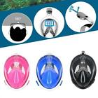 NEW Swimming Diving Full Face Snorkel Scuba Mask Surface for GoPro S/M/L/XL @