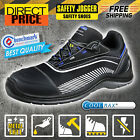 Safety Jogger Work Shoes Anti Penetration Kevlar mid sole Composite Toe Coolmax