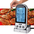 Wireless Digital Cooking Food Meat Temperature Thermometer With Dual Probe