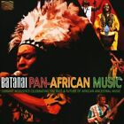 Pan-African Music: Vibrant Acoustics Celebrating, New Music