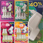 Glade Air Freshener Plugins Scented Oils 6 Refills Warmer - Choose Your Scent