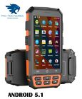PAC-5000 4G Rugged Android 5.1 PDA Handheld Computer , WIFI , GPS , CAMERA ,