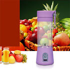 Portable USB Electric Fruit Juicer Handheld Smoothie Maker Blender Bottle Cup cheap