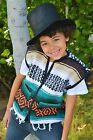 KID'S Baja Vest Handwoven Children's One Size Fits All Kids size 5-10