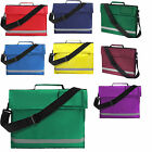 Euro Book Bag with Strap Junior School Conference Bag - 8 Colours