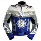 Vintage MotoGp Motorcycle Leather Jacket Sports Motorbike Leather Jacket