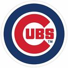 Chicago Cubs Logo Vinyl Sticker Decal *SIZES* Large Cornhole Wall Bumper
