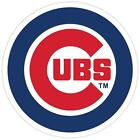 Chicago Cubs Logo Vinyl Sticker Decal *SIZES* Large Cornhole Wall Bumper on Ebay